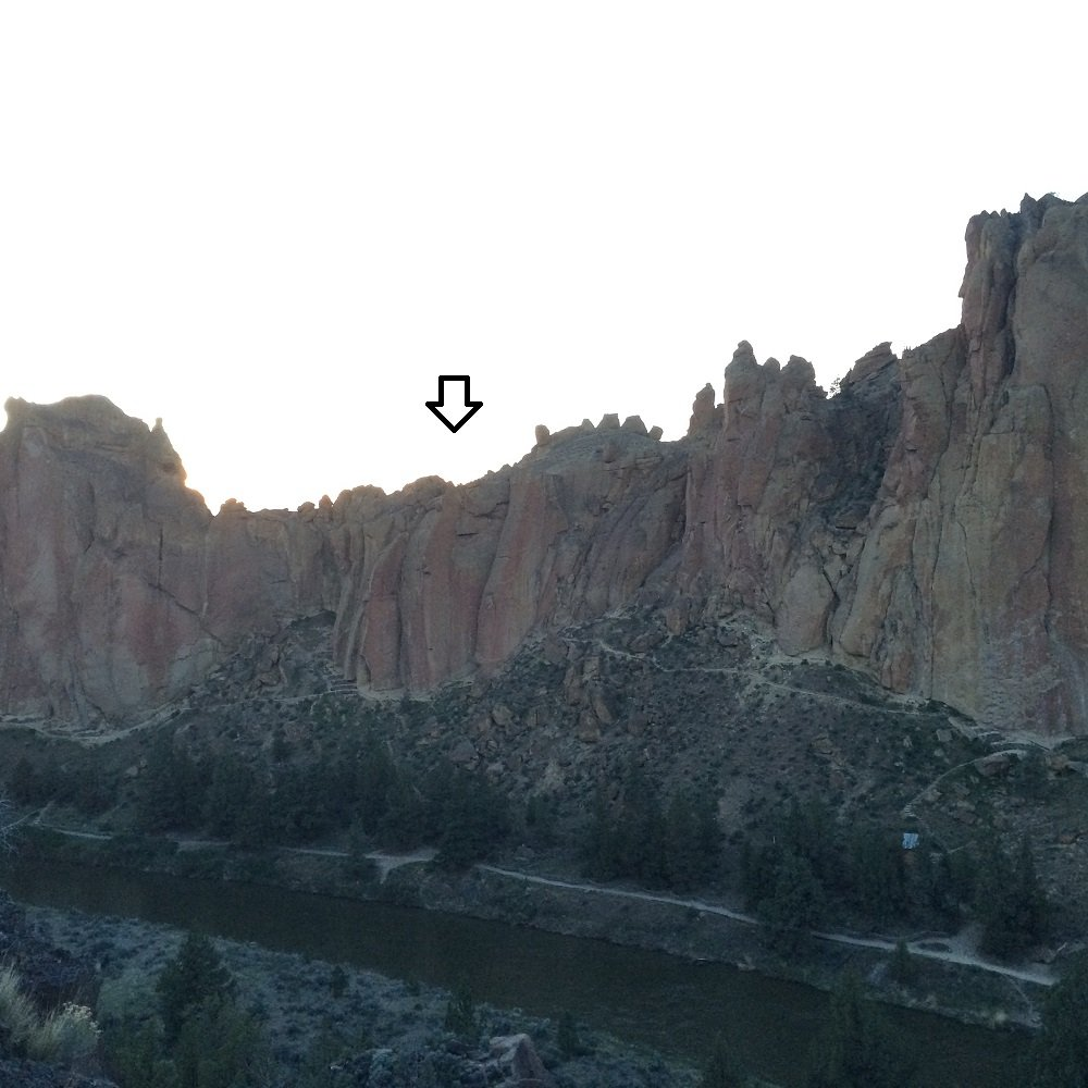 The Dihedrals - Smith Rock Climbing