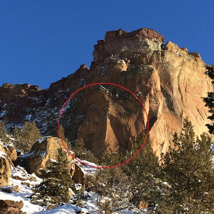 Mesa Verde Wall - Smith Rock Climbing