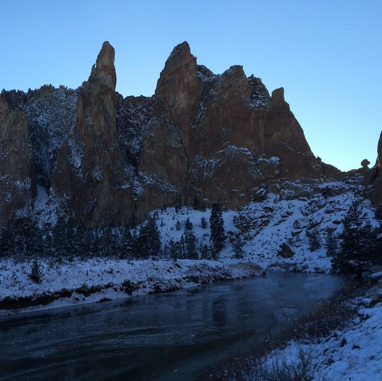Smith Rock Group East - Smith Rock Climbing