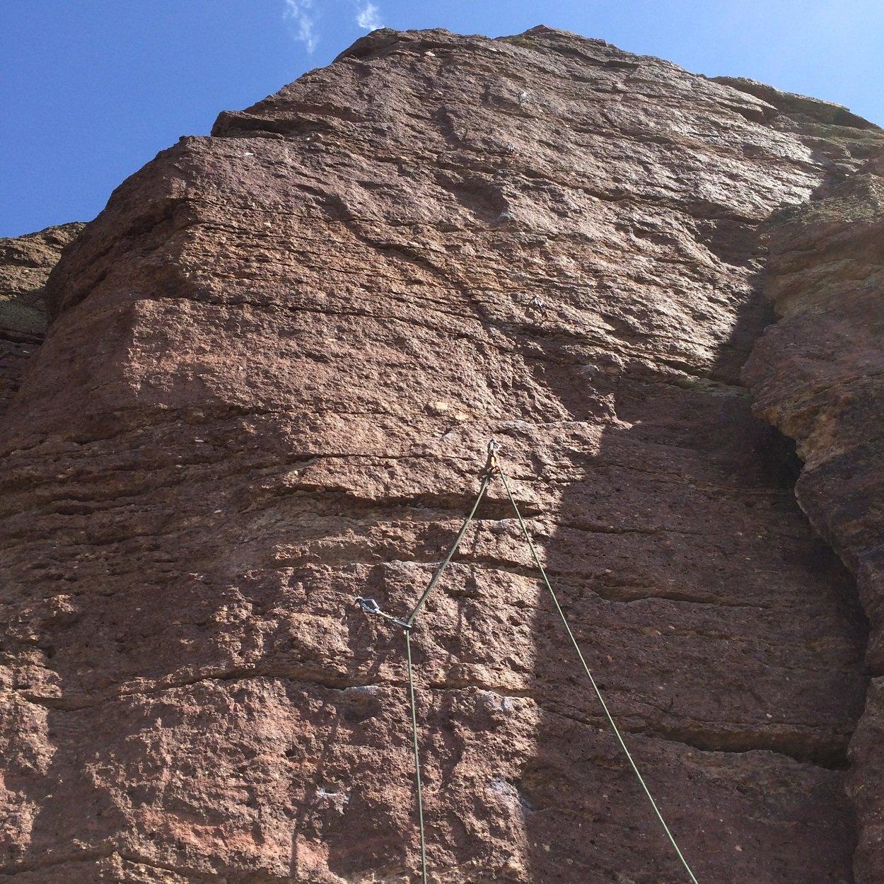 Aggro Bumbly - Pleasure Palace - Smith Rock Climbing