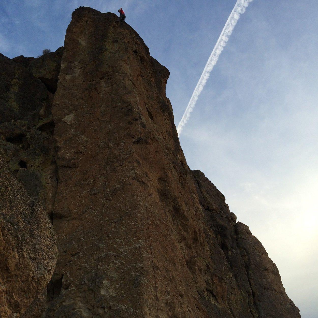 Cod Rock - Smith Rock Climbing