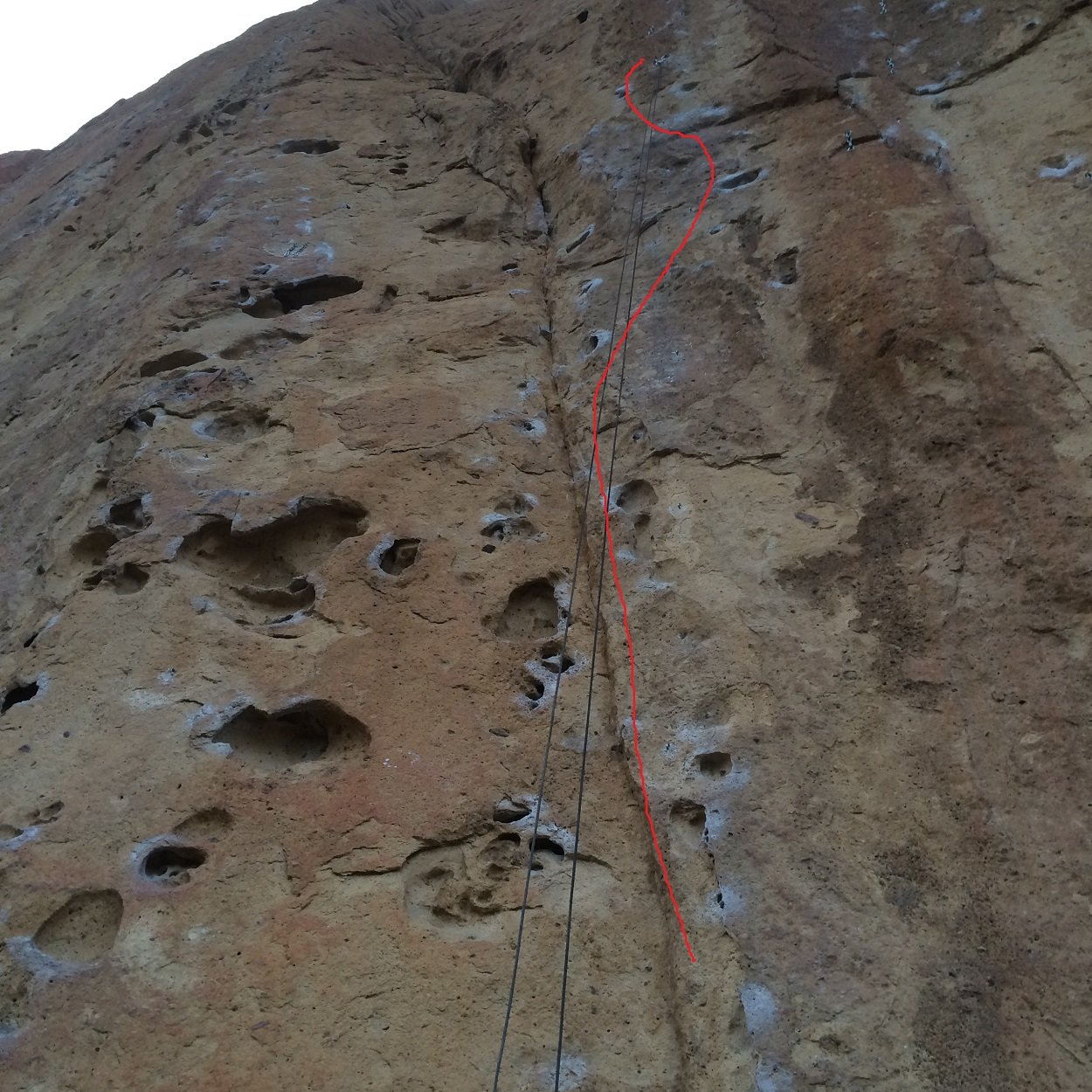 Cool Ranch Flavor - Smith Rock State Park - Rock Climbing
