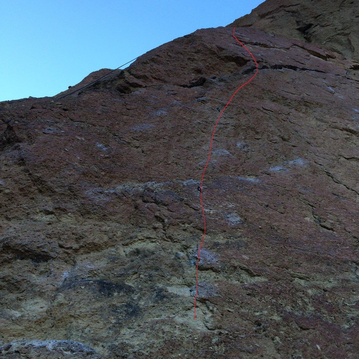 Earth Boys - Smith Rock Climbing