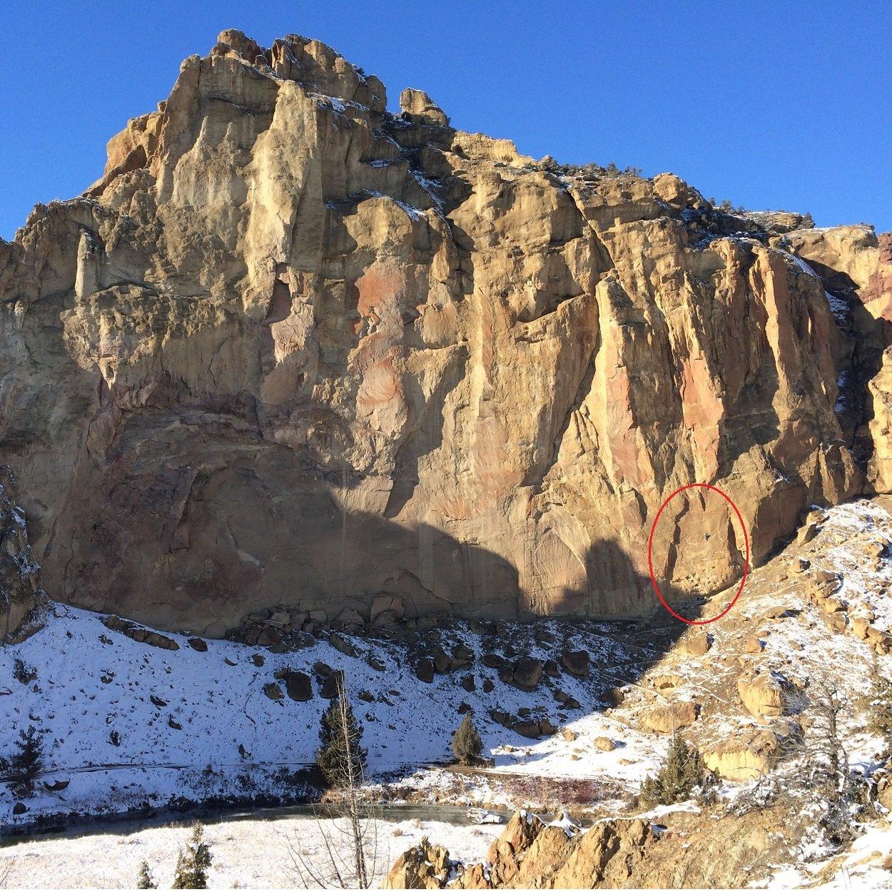 Honey Pot - Smith Rock Climbing