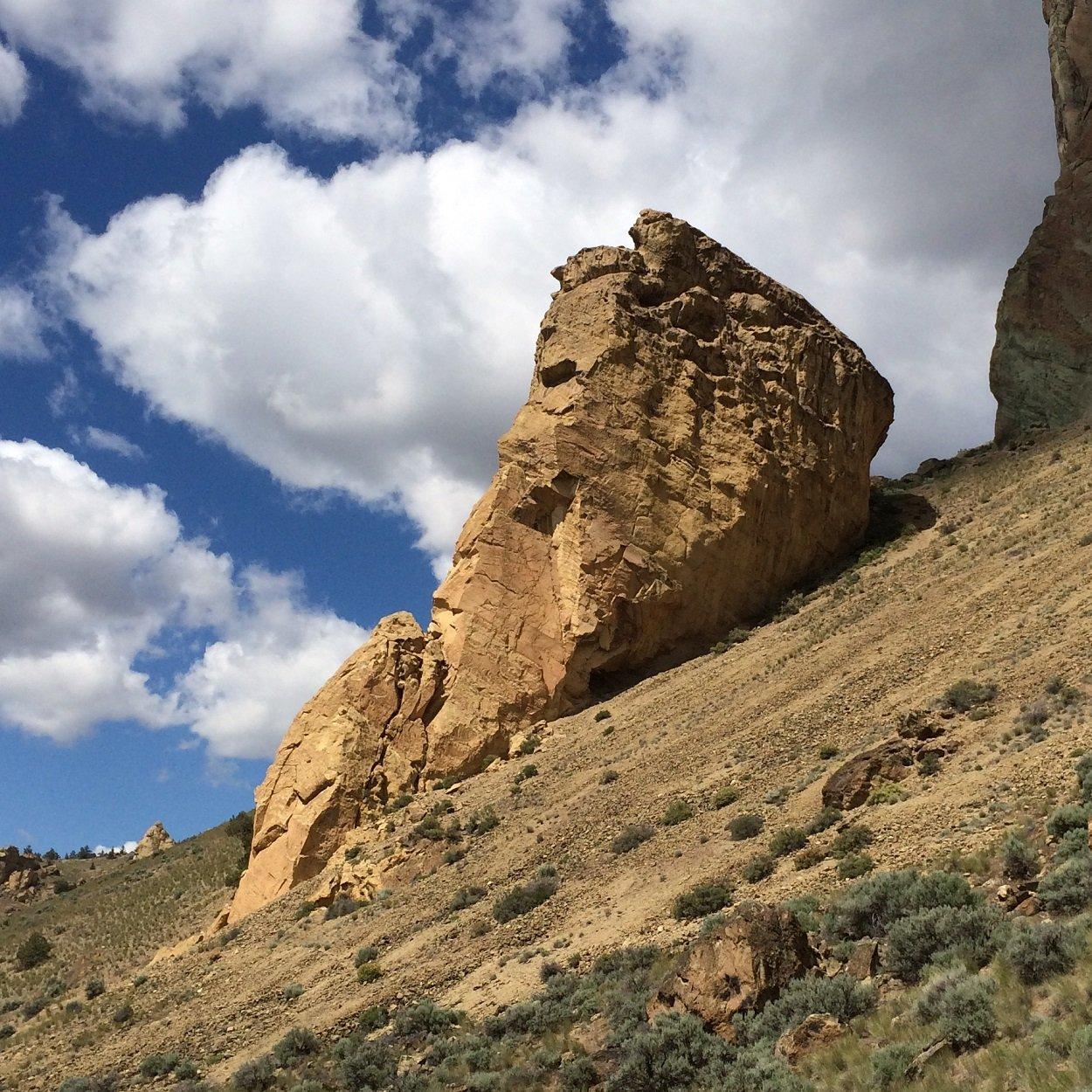 Koala Rock - Smith Rock