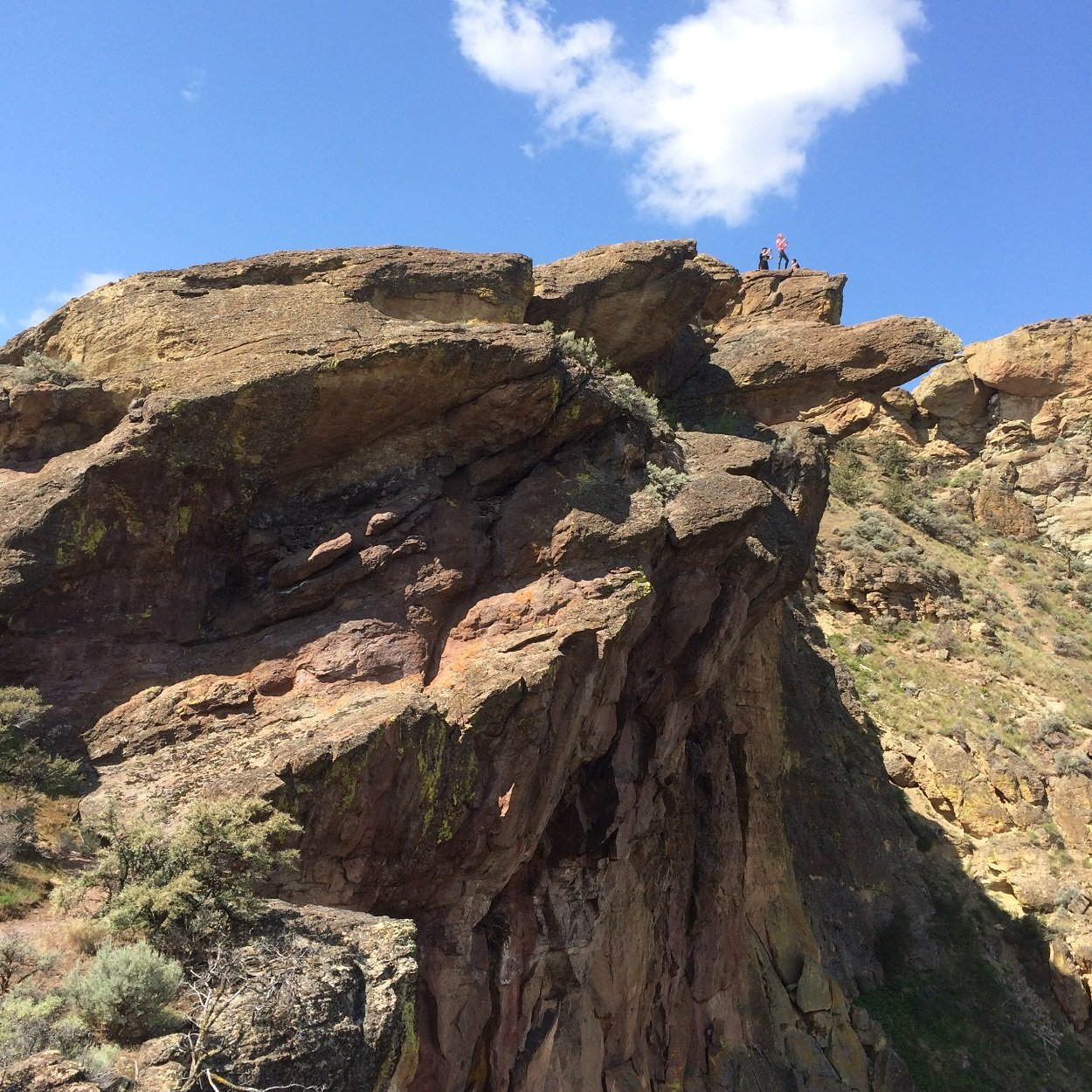 Moscow - Smith Rock Climbing