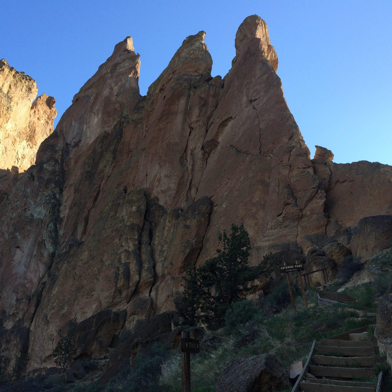 Smith Rock Group - Smith Rock Climbing