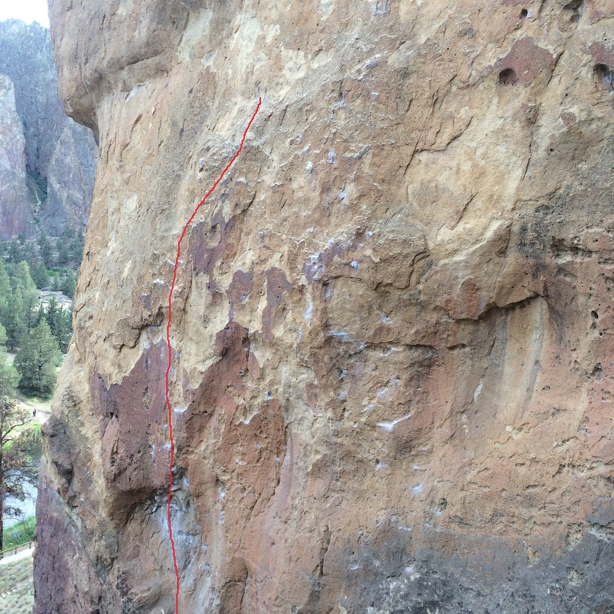Blue Light Special - Smith Rock Climbing