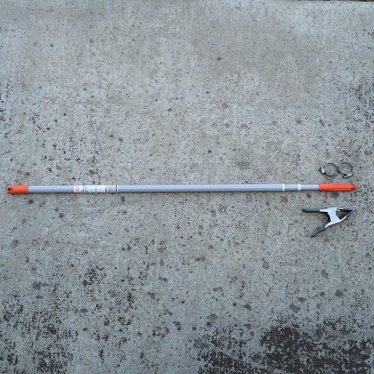 climbing stick clip parts