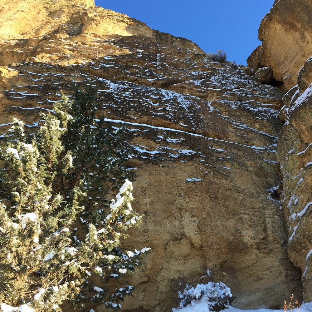 Kiss of the Lepers at Smith Rock