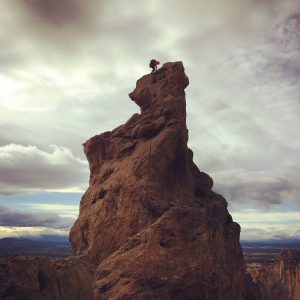 Brogan Spire - Smith Rock