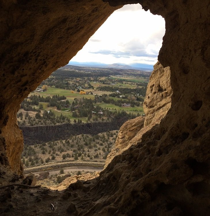 The Cave Route - Smith Rock