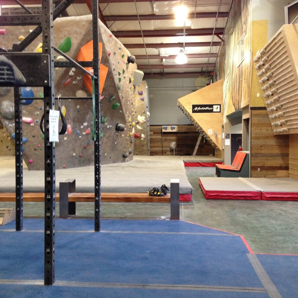 Bend Rock Gym - Bouldering & Training