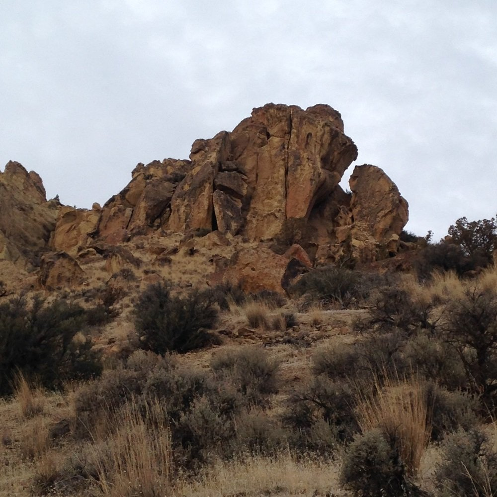 Adit Rock - Smith Rock Climbing