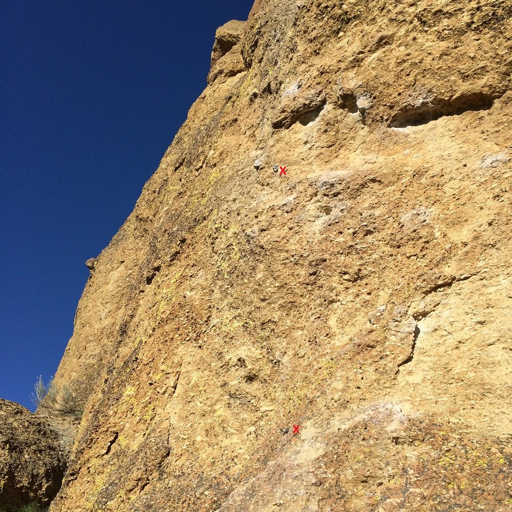 Wherever I May Roam - Pitch 2 - Smith Rock