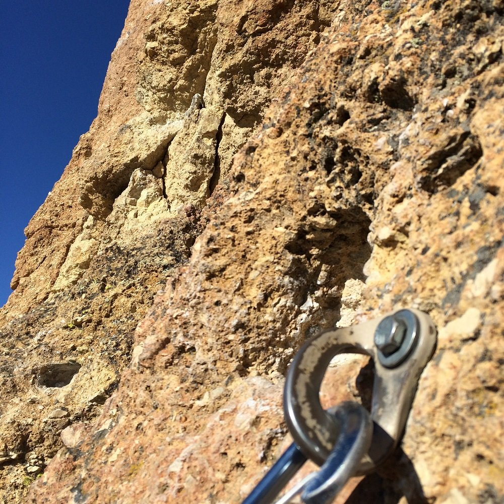 Wherever I May Roam - Pitch 3 - Smith Rock