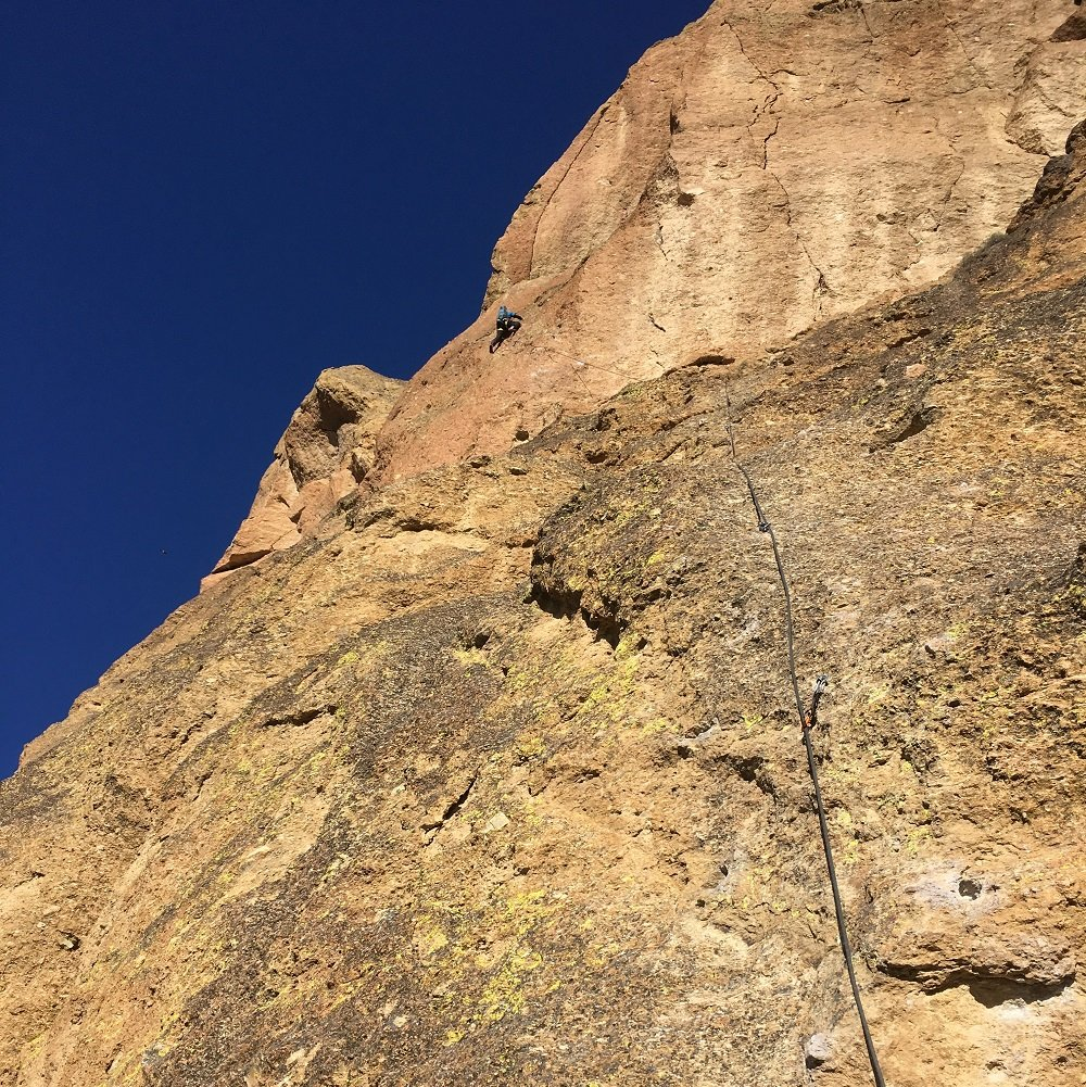Wherever I May Roam - Pitch 2 & 3 - Smith Rock