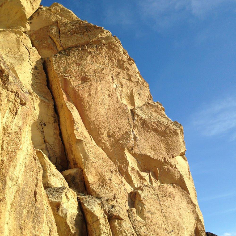 Buffalo Power - Smith Rock