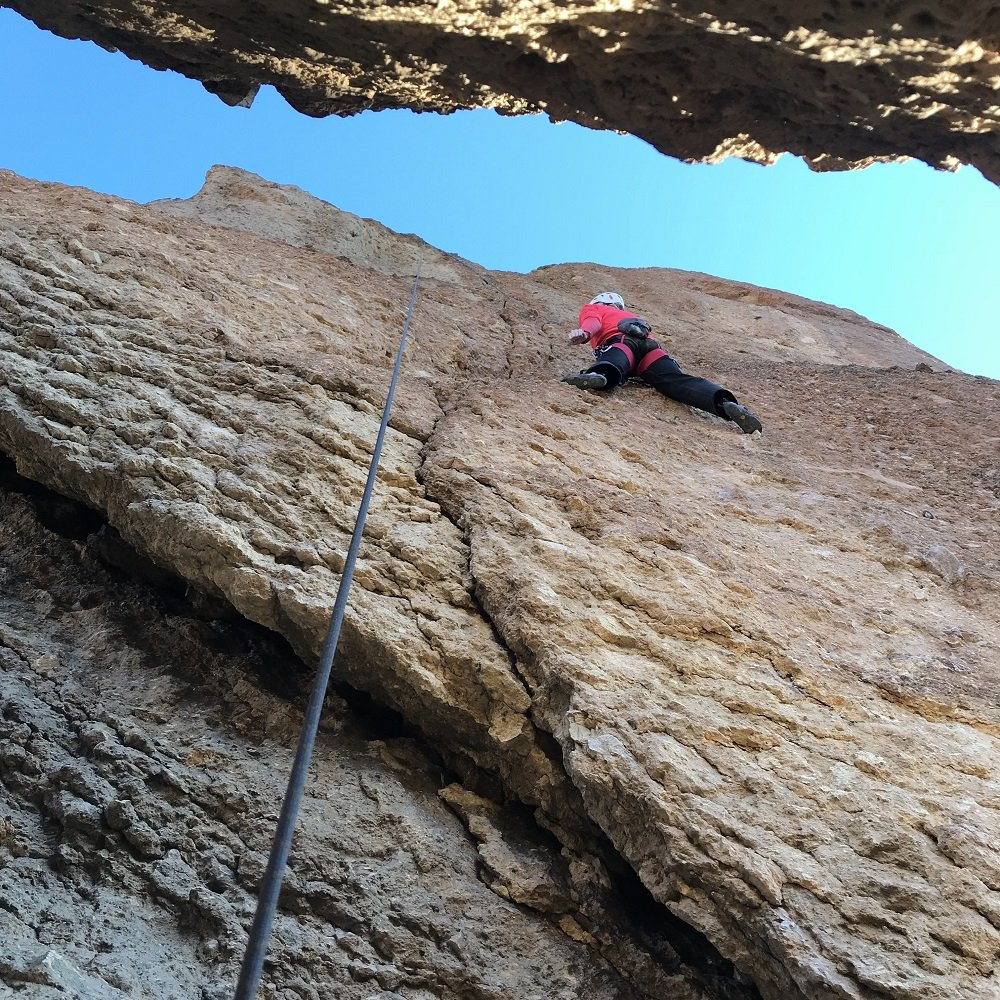 low cost fresh styles top-rated quality The Best Moderate 5.10 Sport Routes at Smith Rock ...