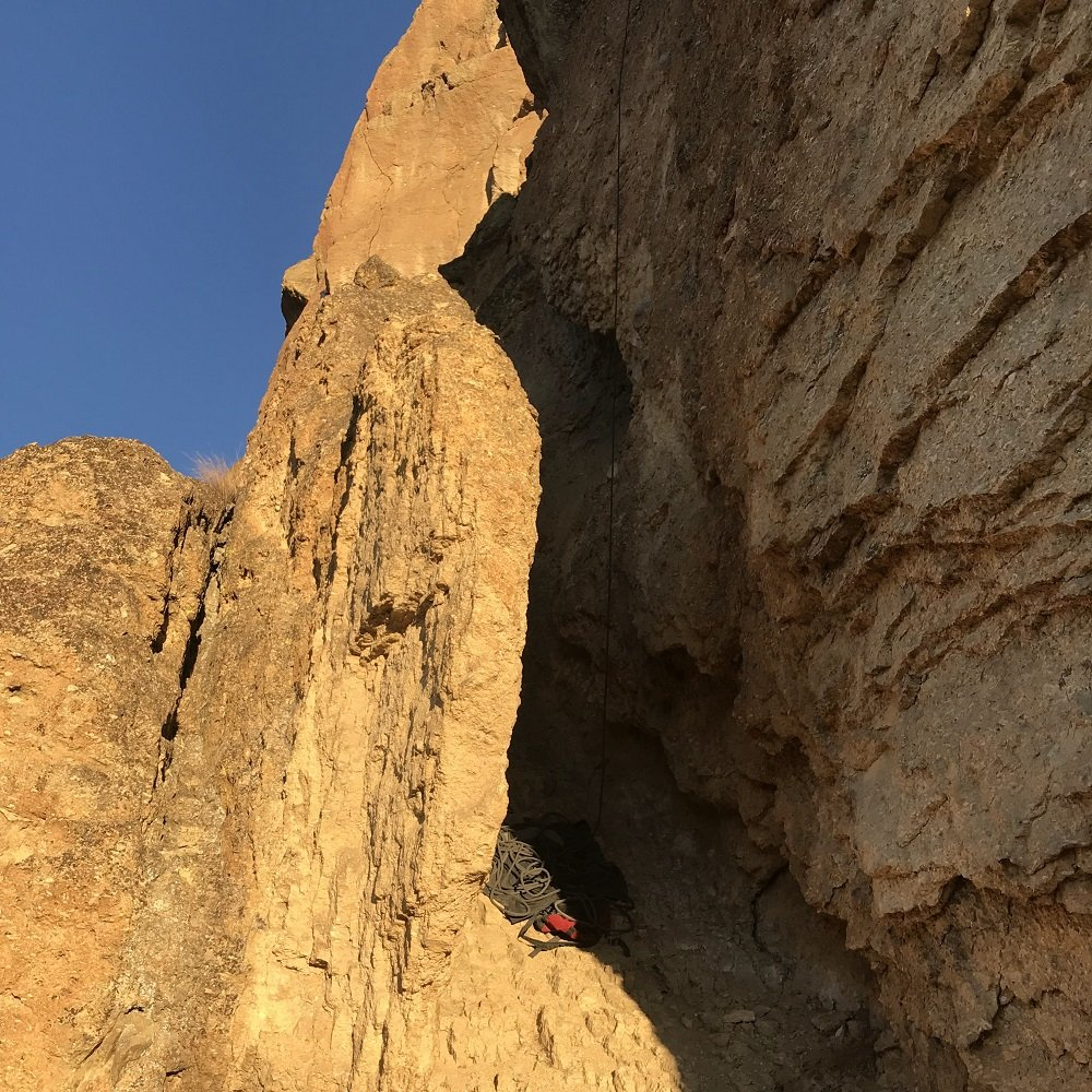 Thieves Like Us - Smith Rock Climbing