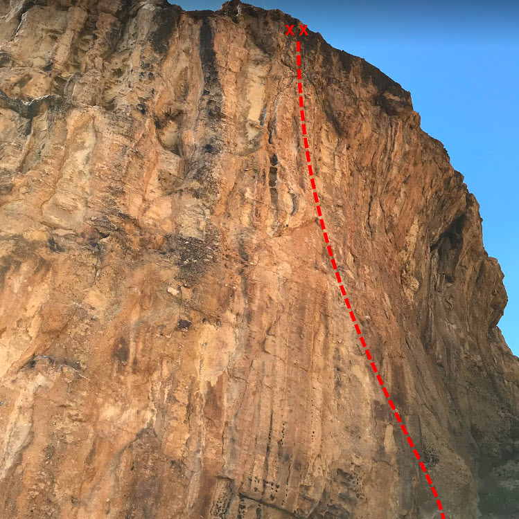 To Live is to Die - Smith Rock Climbing