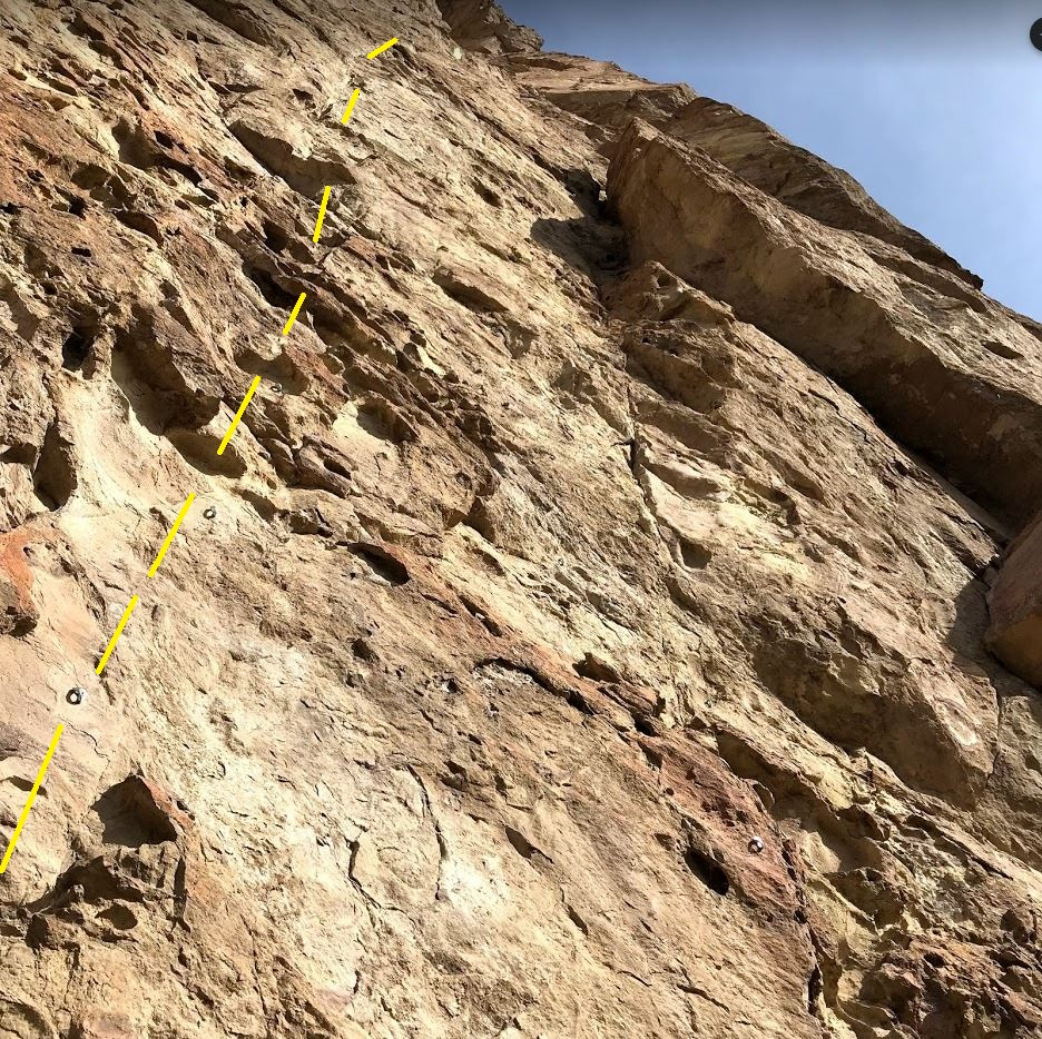 Imposter Complex - The Monument - Smith Rock Climbing