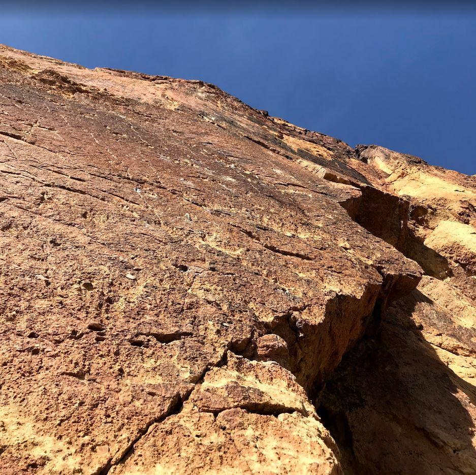 Phantasmagoria - Smith Rock Climbing