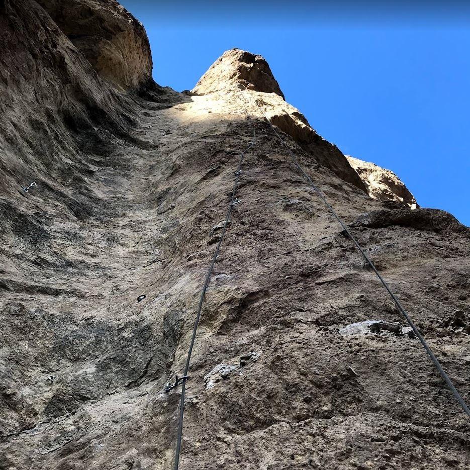 You Break It, You Buy It - Big Ben - Smith Rock Climbing