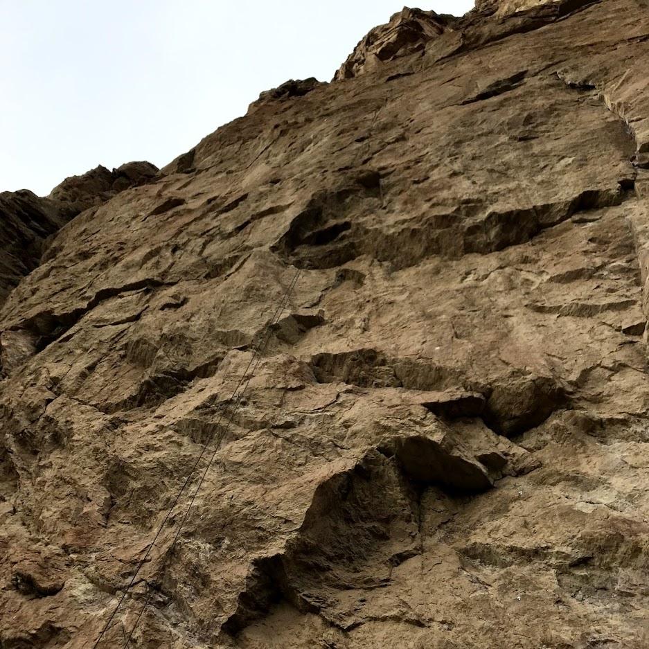 Star Crunch - Smith Rock Climbing